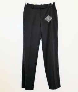 Brooks Brothers wool black pants size 0P